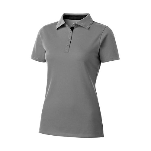 Hacker Ladies` Polo [XXL] (Grey (Solid)) (Art.-Nr. CA032789)