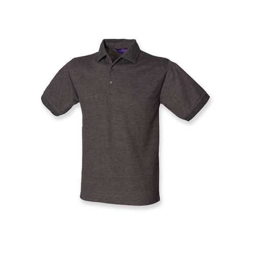 Men`s 65/35 Classic Piqué Polo Shirt [XXL] (Charcoal) (Art.-Nr. CA033339)