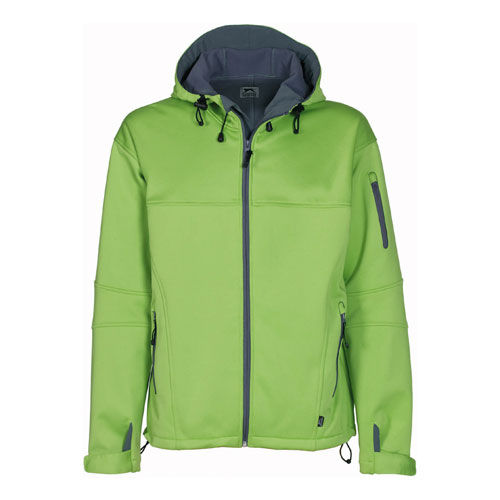 Match Softshell Jacket [XL] (Navy) (Art.-Nr. CA034716)