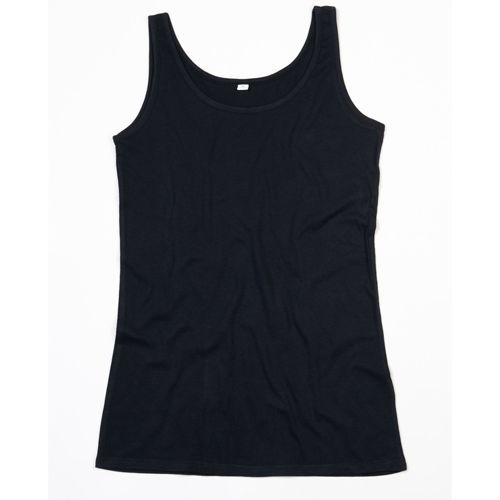 Women`s Long Length Vest [XL] (Black) (Art.-Nr. CA034737)