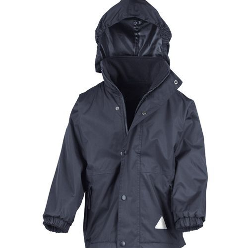 Junior Reversible Stormdri Jacket [L (9-10)] (navy) (Art.-Nr. CA035367)