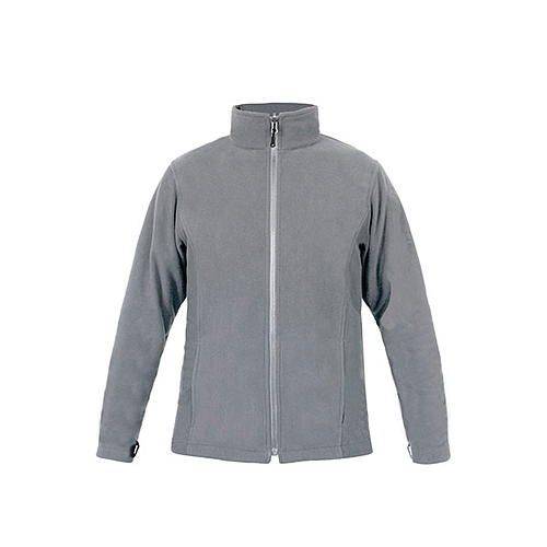 Men`s Fleece Jacket C+ [3XL] (Steel Grey (Solid)) (Art.-Nr. CA036263)