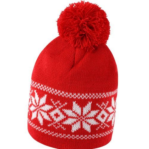 Fair Isle Knitted Hat [One Size] (Art.-Nr. CA036888)