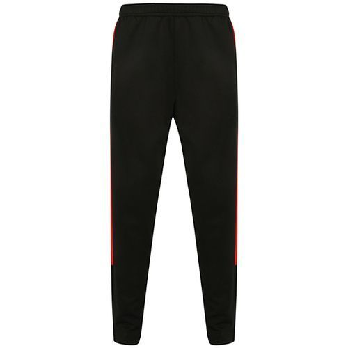 Adults Knitted Tracksuit Pants [XS] (Black) (Art.-Nr. CA037567)