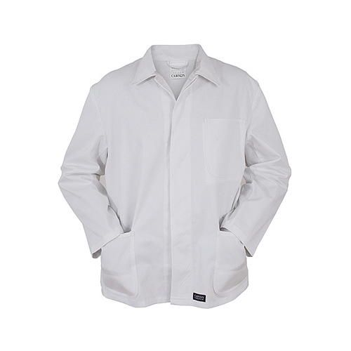 Classic Long Work Jacket [46] (White) (Art.-Nr. CA037897)