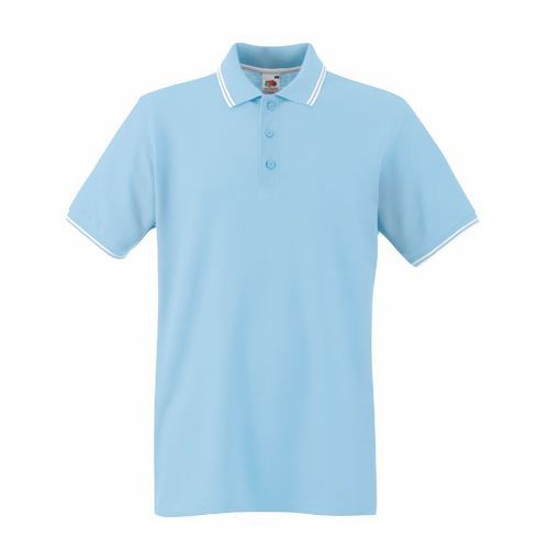 Tipped Polo [3XL] (Sky Blue) (Art.-Nr. CA038468)