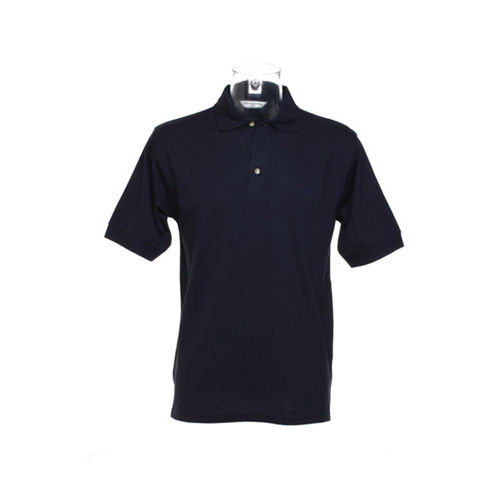 Classic Fit Chunky Polo Superwash 60° [S] (navy) (Art.-Nr. CA038604)