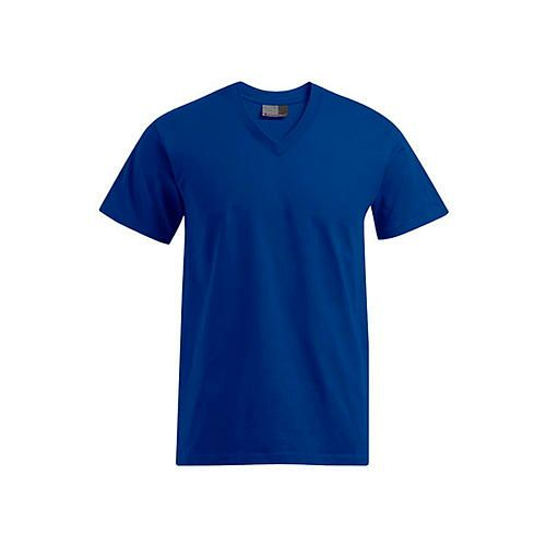 Premium V-Neck-T [4XL] (Royal) (Art.-Nr. CA038826)