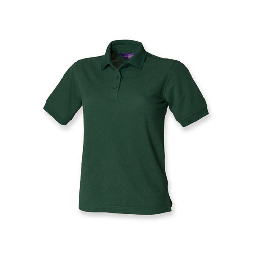 Ladies` 65/35 Classic Piqué Polo Shirt [XXL] (Bottle) (Art.-Nr. CA042571)