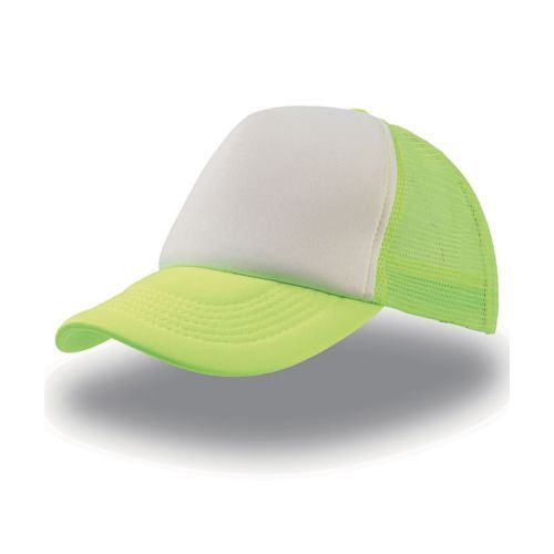 Original Trucker Cap [One Size] (white / Yellow Fluo / Yellow Fluo) (Art.-Nr. CA048110)