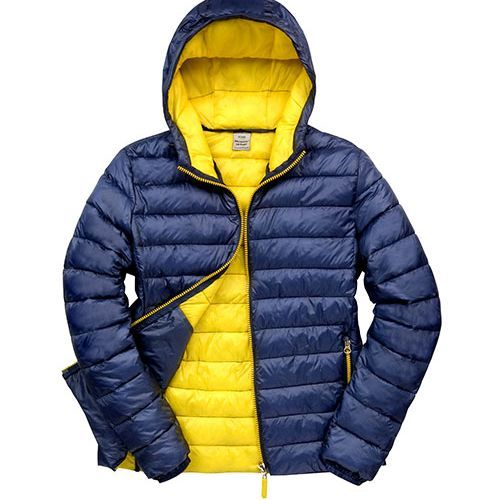 Men`s Snow Bird Padded Jacket [S] (navy) (Art.-Nr. CA048226)