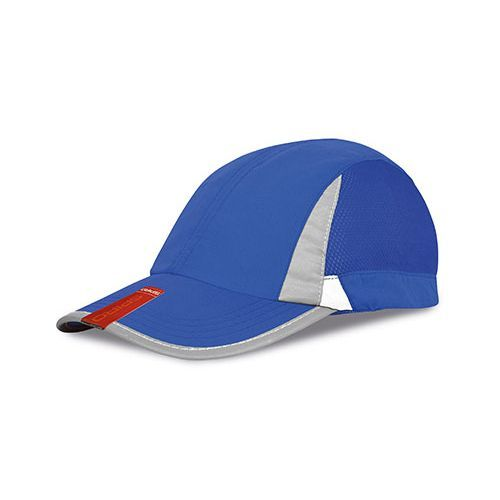 Sport Cap [One Size] (royal / white) (Art.-Nr. CA049097)