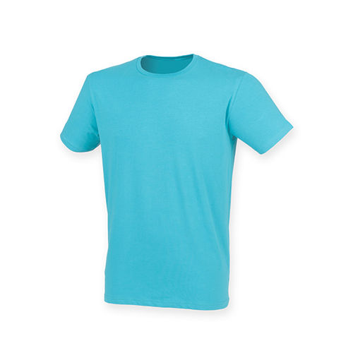Mens Feel Good Stretch T [XL] (Surf blue) (Art.-Nr. CA049149)