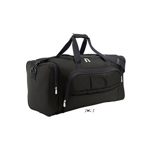 Travelbag Weekend [62 x 30 x 26 cm] (black) (Art.-Nr. CA049763)