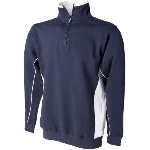 1/4 Zip Sweatshirt [XXL] (navy) (Art.-Nr. CA050947)
