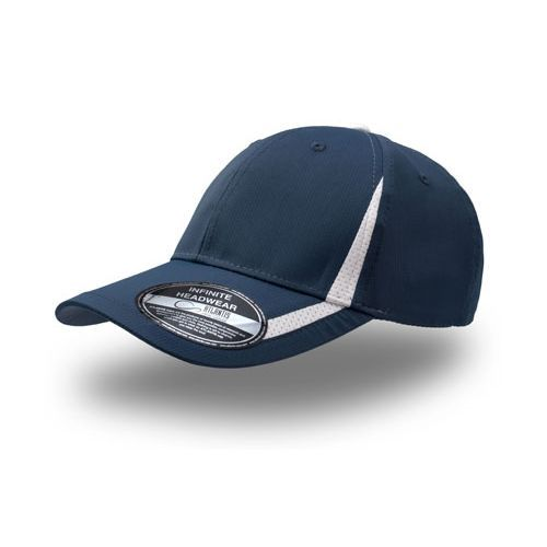 Jogging Cap [One Size] (navy / white) (Art.-Nr. CA050971)