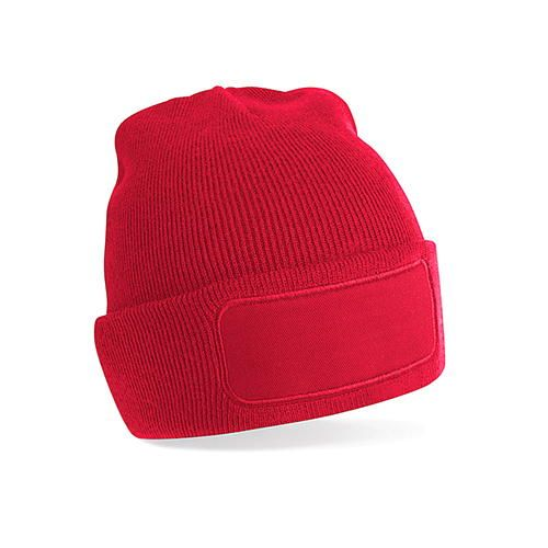 Printers´ Beanie [One Size] (classic red) (Art.-Nr. CA051266)
