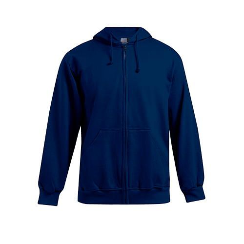 Men`s Hoody Jacket 80/20 [3XL] (Navy) (Art.-Nr. CA051441)