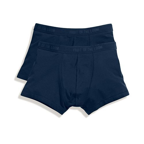 Classic Shorty (2 Pair Pack) [XXL] (Navy) (Art.-Nr. CA051647)
