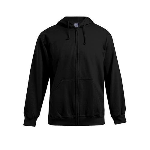 Men`s Hoody Jacket 80/20 [M] (Black) (Art.-Nr. CA051750)