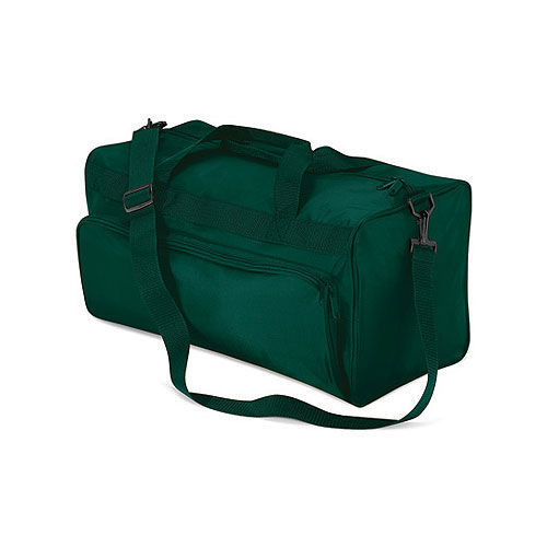 Advertising Holdall [50 x 25 x 25 cm] (bottle green) (Art.-Nr. CA051830)