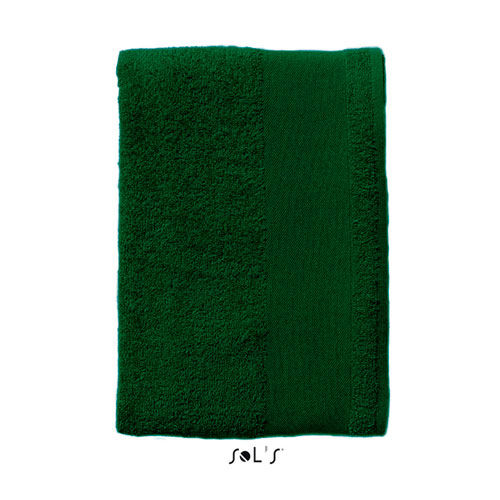 Guest Towel Island 30 [30 x 50 cm] (bottle green) (Art.-Nr. CA052016)