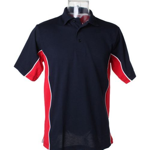 Classic Fit Track Polo [M] (Navy) (Art.-Nr. CA052053)