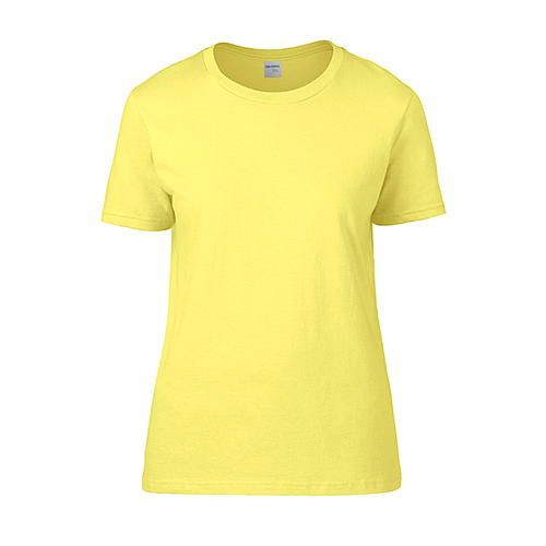 Premium Cotton® Ladies´ T-Shirt [S] (Cornsilk) (Art.-Nr. CA053830)