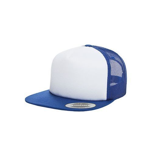 Foam Trucker with white Front [One Size] (royal) (Art.-Nr. CA056053)