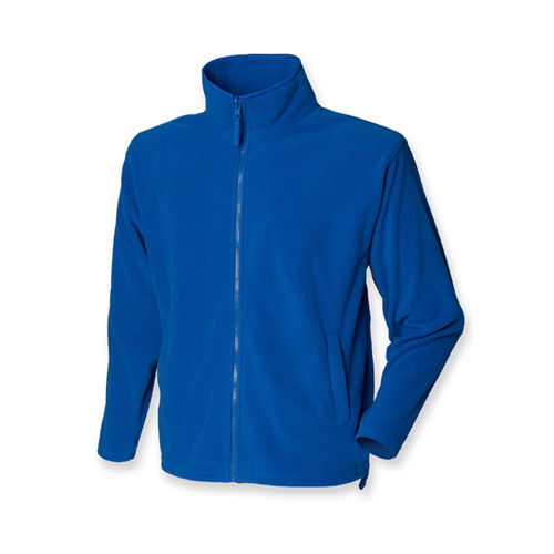Men`s Microfleece Jacket [XL] (royal) (Art.-Nr. CA057133)