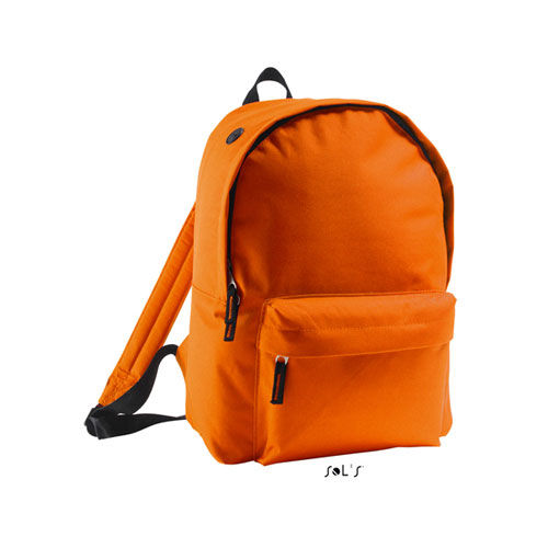 Backpack Rider [14 x 28 x 40 cm] (orange) (Art.-Nr. CA057308)