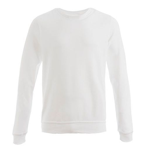 Unisex Interlock Sweater 50/50 [4XL] (White) (Art.-Nr. CA058041)