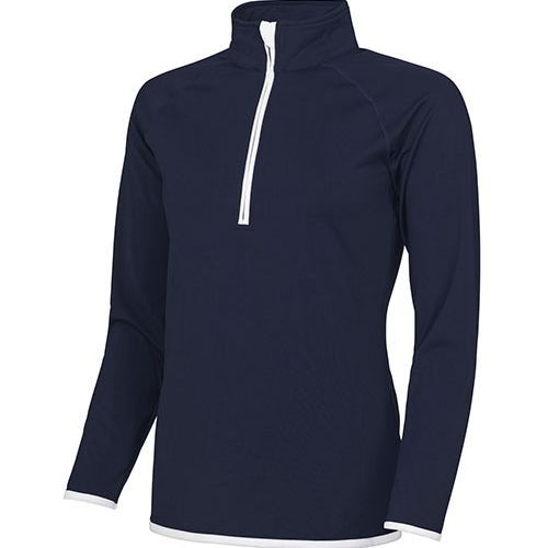 Girlie Cool 1/2 Zip Sweat [L] (French Navy) (Art.-Nr. CA058145)