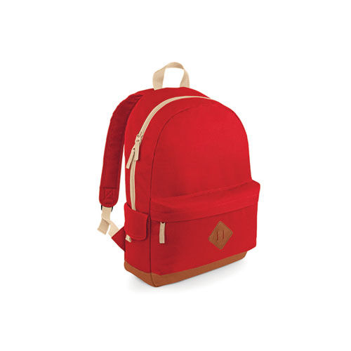 Heritage Backpack [31 x 45 x 19 cm] (classic red) (Art.-Nr. CA058409)