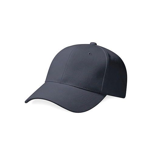 Beechfield Pro-Style Heavy Brushed Cotton Cap [One Size] (Graphite Grey) (Art.-Nr. CA058601)