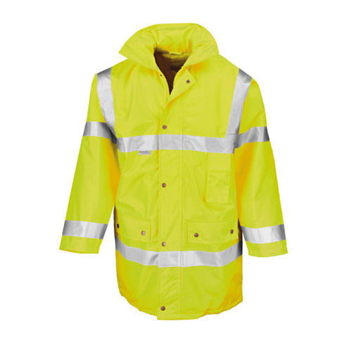 Safety Jacket [XXL] (fluorescent yellow) (Art.-Nr. CA059269)