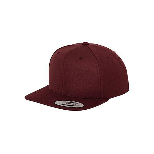 Classic Snapback [One Size] (Maroon) (Art.-Nr. CA059603)