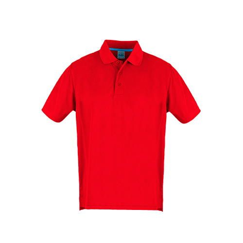 SuperCool Performance Polo [L] (Fire red) (Art.-Nr. CA060210)