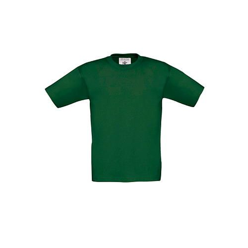 T-Shirt Exact 150 / Kids [5/6 (110/116)] (bottle green) (Art.-Nr. CA060933)