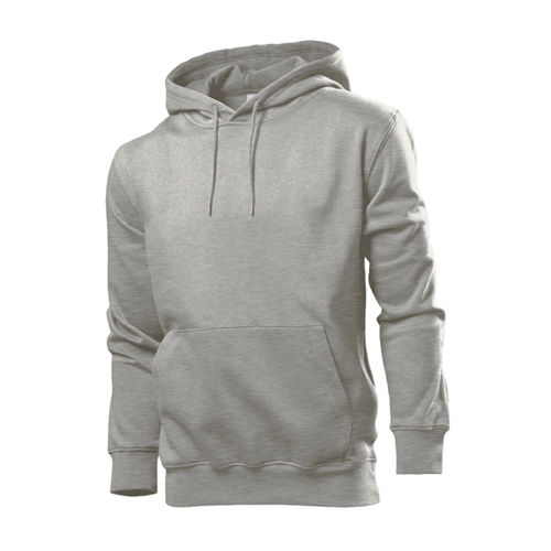 Hooded Sweatshirt [M] (grey heather) (Art.-Nr. CA060980)