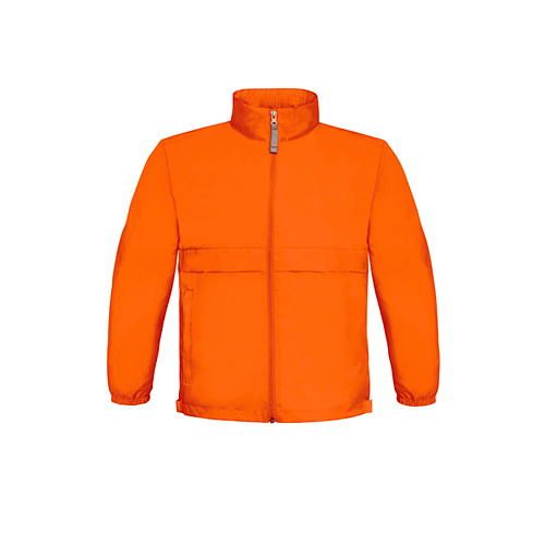 Jacket Sirocco / Kids [9/11 (134/146)] (orange) (Art.-Nr. CA061030)