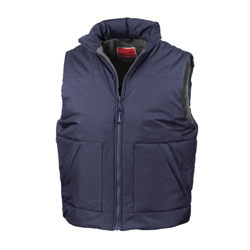 Fleeced Lined Bodywarmer [L] (navy) (Art.-Nr. CA061194)