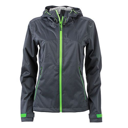 Ladies` Outdoor Jacket [S] (Iron grey) (Art.-Nr. CA061361)