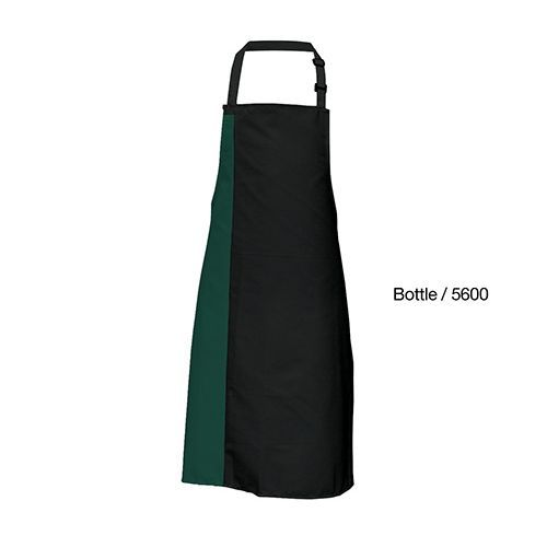 Duo Apron [72 x 85 cm] (black) (Art.-Nr. CA061365)