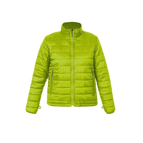 Womens Padded Jacket C+ [S] (lime) (Art.-Nr. CA061374)