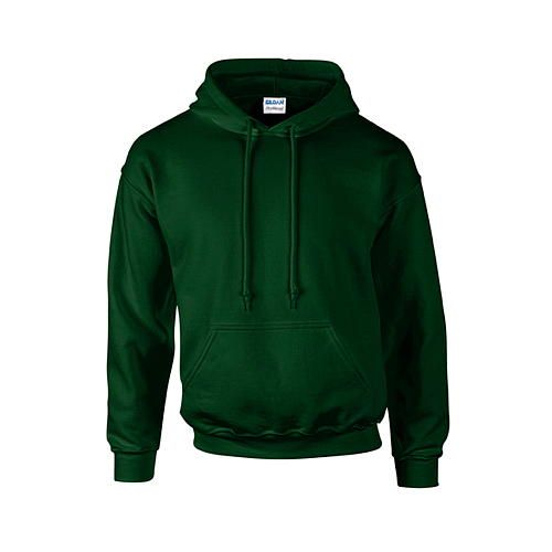 DryBlend® Hooded Sweatshirt [M] (Forest green) (Art.-Nr. CA061413)