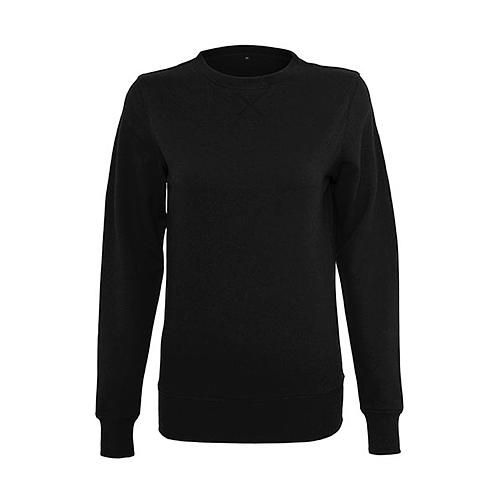 Ladies` Light Crewneck [S] (black) (Art.-Nr. CA061420)