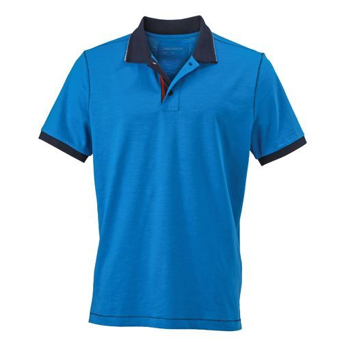 Men`s Urban Polo [L] (azur) (Art.-Nr. CA061438)