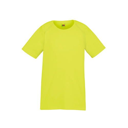Kids Performance T [104] (bright yellow) (Art.-Nr. CA061679)