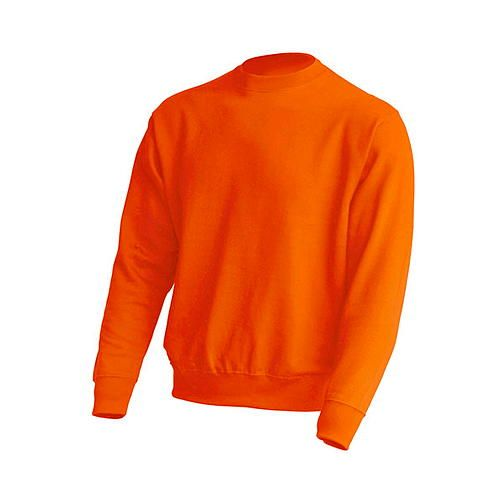 Crew Neck Sweatshirt [XS] (orange) (Art.-Nr. CA062339)